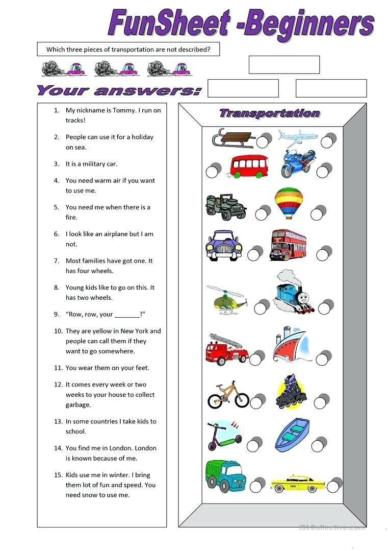 Gifted Kindergarten Worksheets