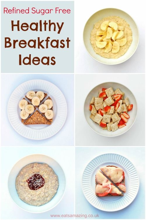 Quick And Easy Healthy Breakfast Ideas Quick Healthy Breakfast Recipes Easy Healthy Breakfast Quick Easy Healthy Breakfast