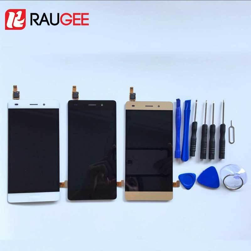 Lcd Screen For Huawei P8 Lite High Quality Replacement Panel Digitizer Lcd Screen Touch Screen For Huawei Ascend P8 Lite 2015 Huawei Mobile Phone Lcd