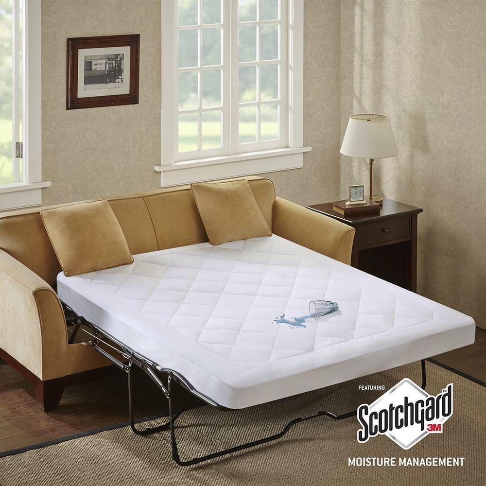 Sofa Bed Couch Mattress LivingRoom Sleeper Waterproof Futon