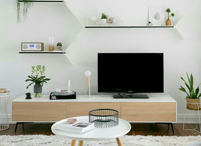 Interior Designer Stephanie From BoConcept Sydney Helped Kate Create A Beautiful Bright Living Space