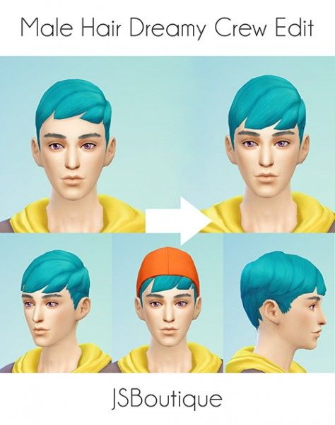 Sims 4 Hairstyles for Males ~ Sims 4 Hairs ~ CC Downloads ~ Page 49 of 345
