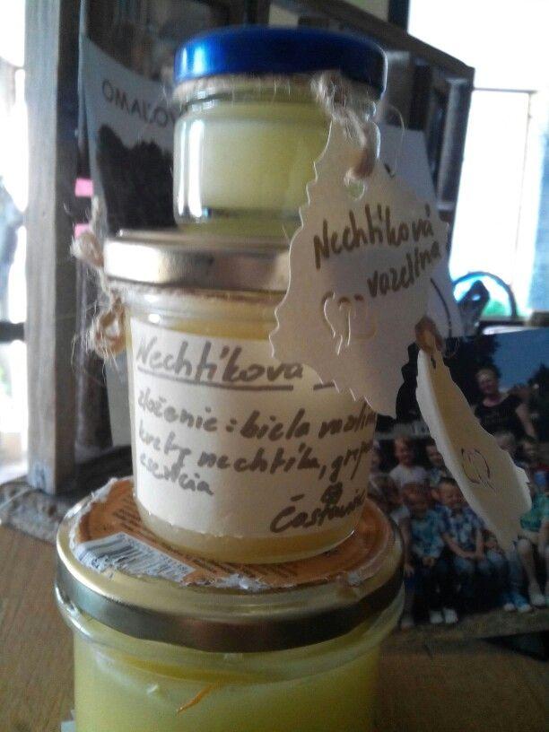 nechrikova vazelina