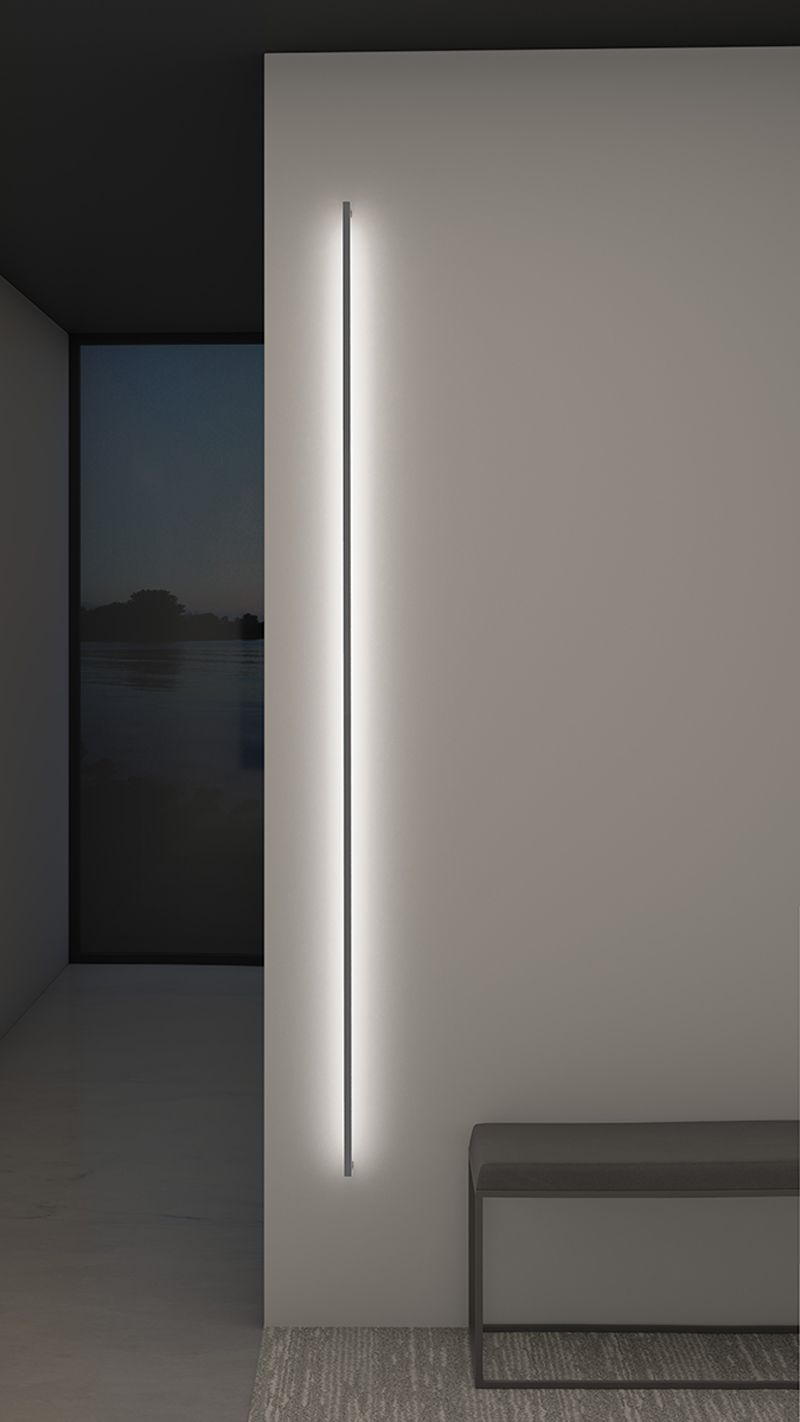 Thin Line Indirect Wall Light By