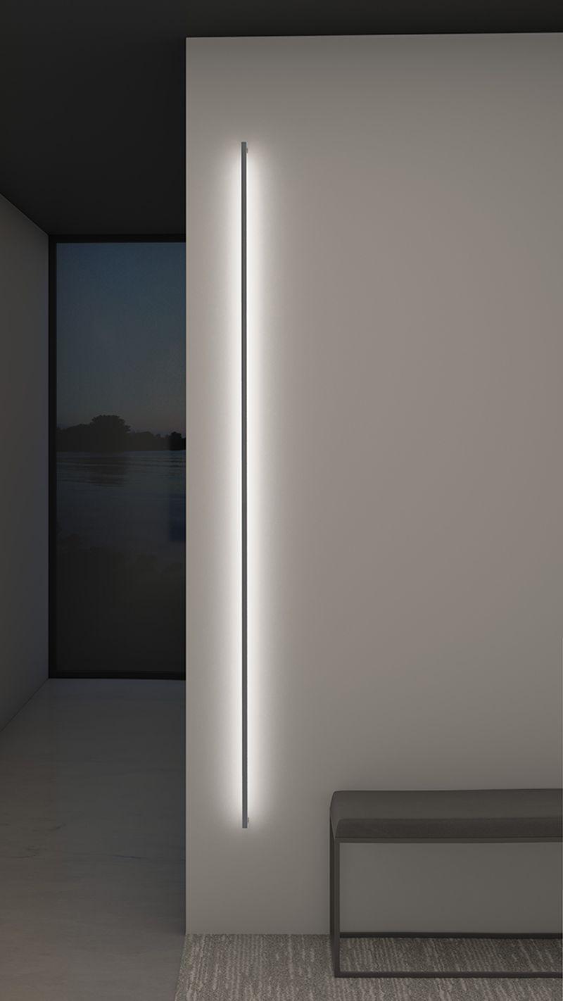 Thin Line Indirect Wall Light By Sonneman A Way Of Light 2814 16 3 Lighting Design Interior Architectural Lighting Design Modern Lighting Design