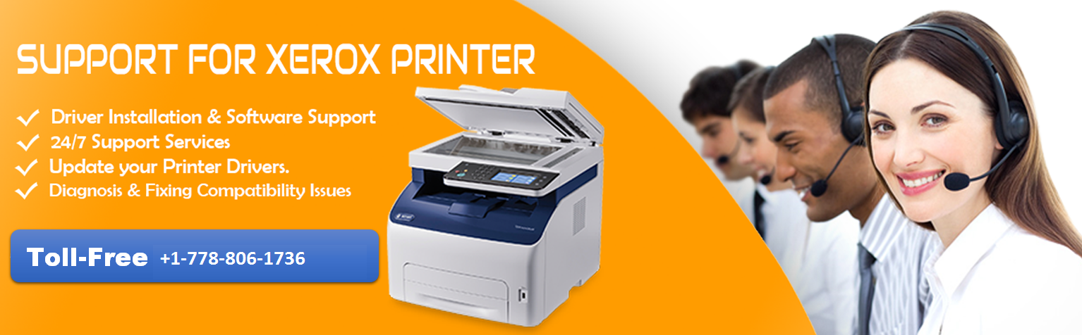 Call Our Xerox Printer Technical Support Number And Get The Best
