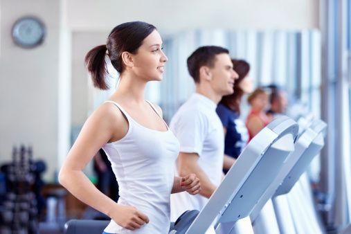 Treadmills & Hip Pain  LIVESTRONG.COM