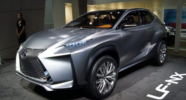 is lexus planning to launch a new suv? rumors say that lexus has