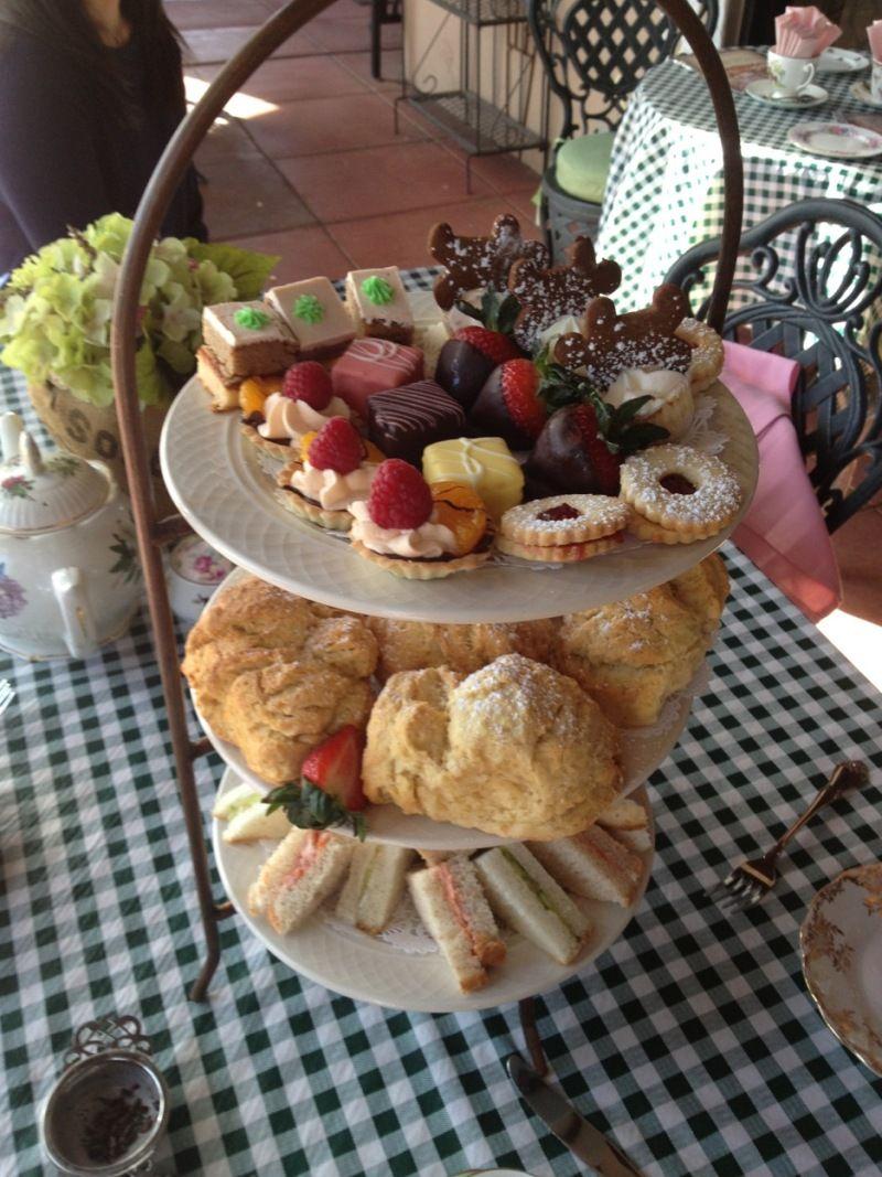 English Rose Tea Room Http Carefreetea Com Po Box 5865