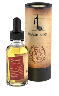The vaping giraffe: Juice Review: Encore - An Isfahani Blend