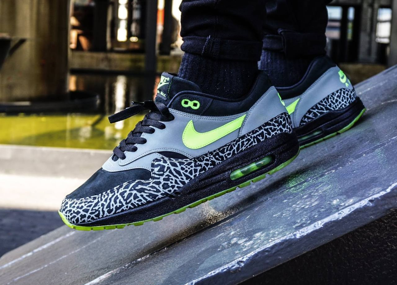 buy popular 7e06a 8a0fd DJ Clark Kent x Nike Air Max 1 112 Pack (by Henrik Schmitz)