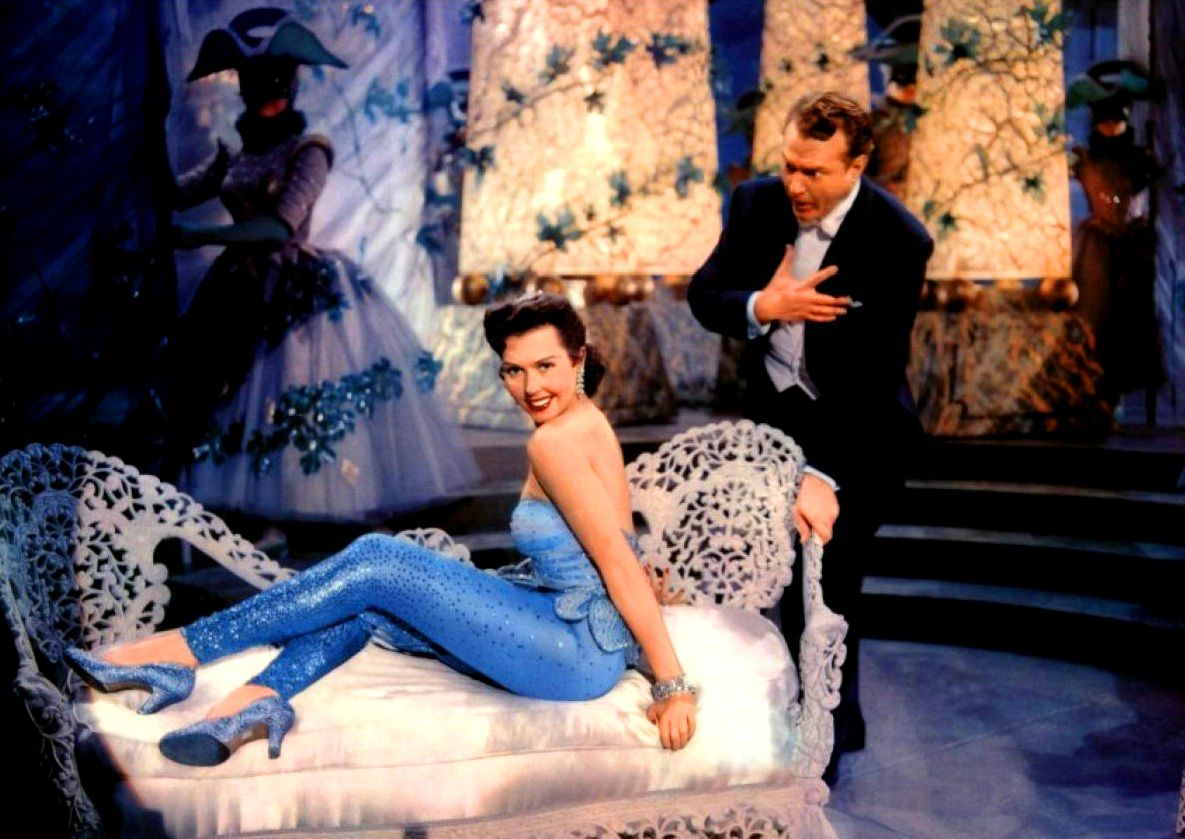 Ann Miller In 'Lovely To Look At'