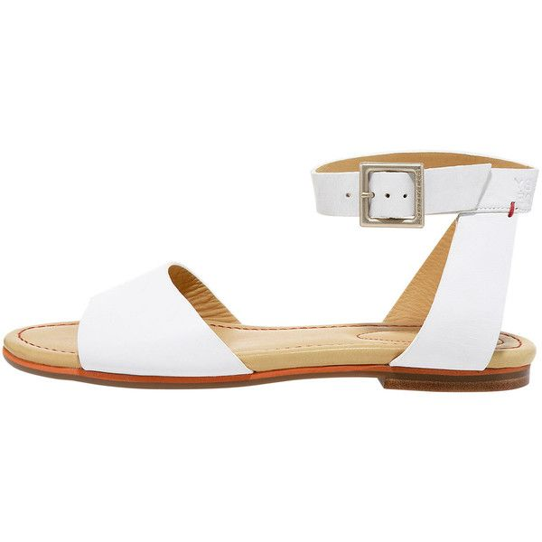 See by Chloe Flat Sandal found on Polyvore