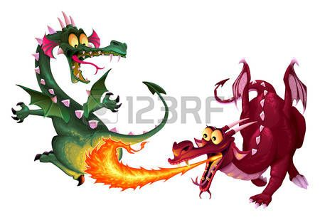 52231972-funny-dragons-are-playing-with-fire-cartoon-isolated-characters.jpg (450×309)