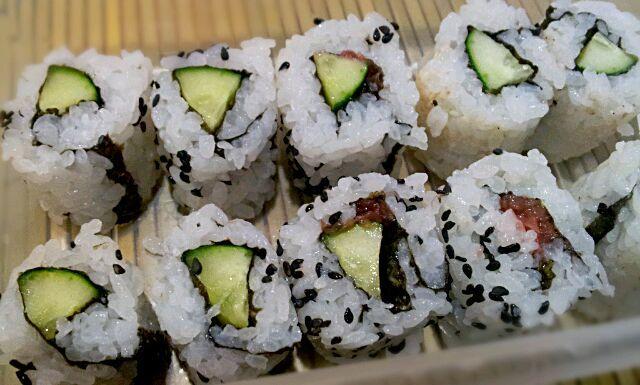 レシピとお料理がひらめくSnapDish - 6件のもぐもぐ - Kappa Maki ver.2 by Cherry's Kitchen