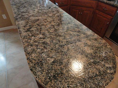 Customer Image Gallery For Giani Granite FG GI SICILIAN Sicilian Granite  Paint Kit For Countertops