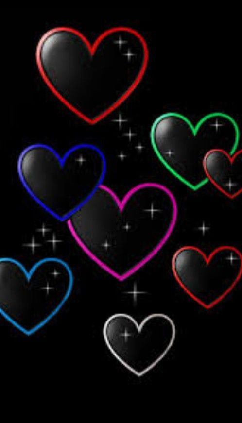 Download Latest Black Wallpaper Iphone Glitter Valentines Day for iPhone X Today