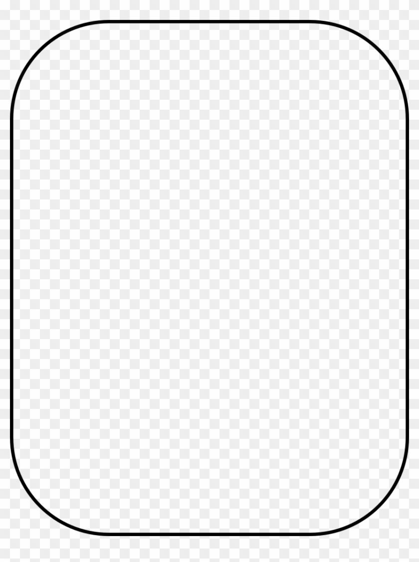 Find Hd White Rounded Rectangle Png Squircle Shape Transparent Png To Search And Download More Free Transparent Png Images Rounded Rectangle Png Rectangle