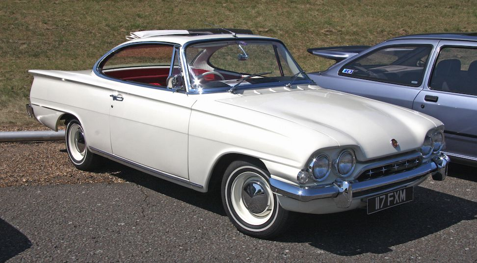 Ford Consul Capri | British cars | Pinterest | Capri, Ford and Cars