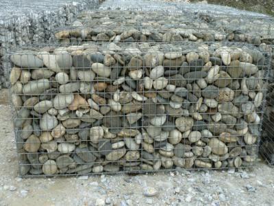 Gabion A Vendre Pour Cloture Et Mur De Soutenement La Boite A