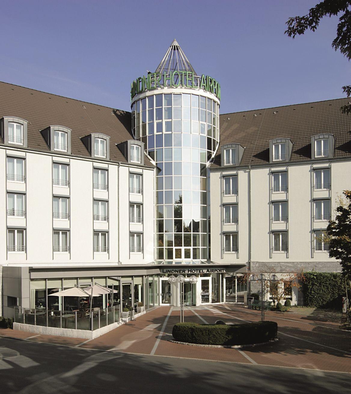 Lindner Hotel Airport in Düsseldorf Hotel düsseldorf