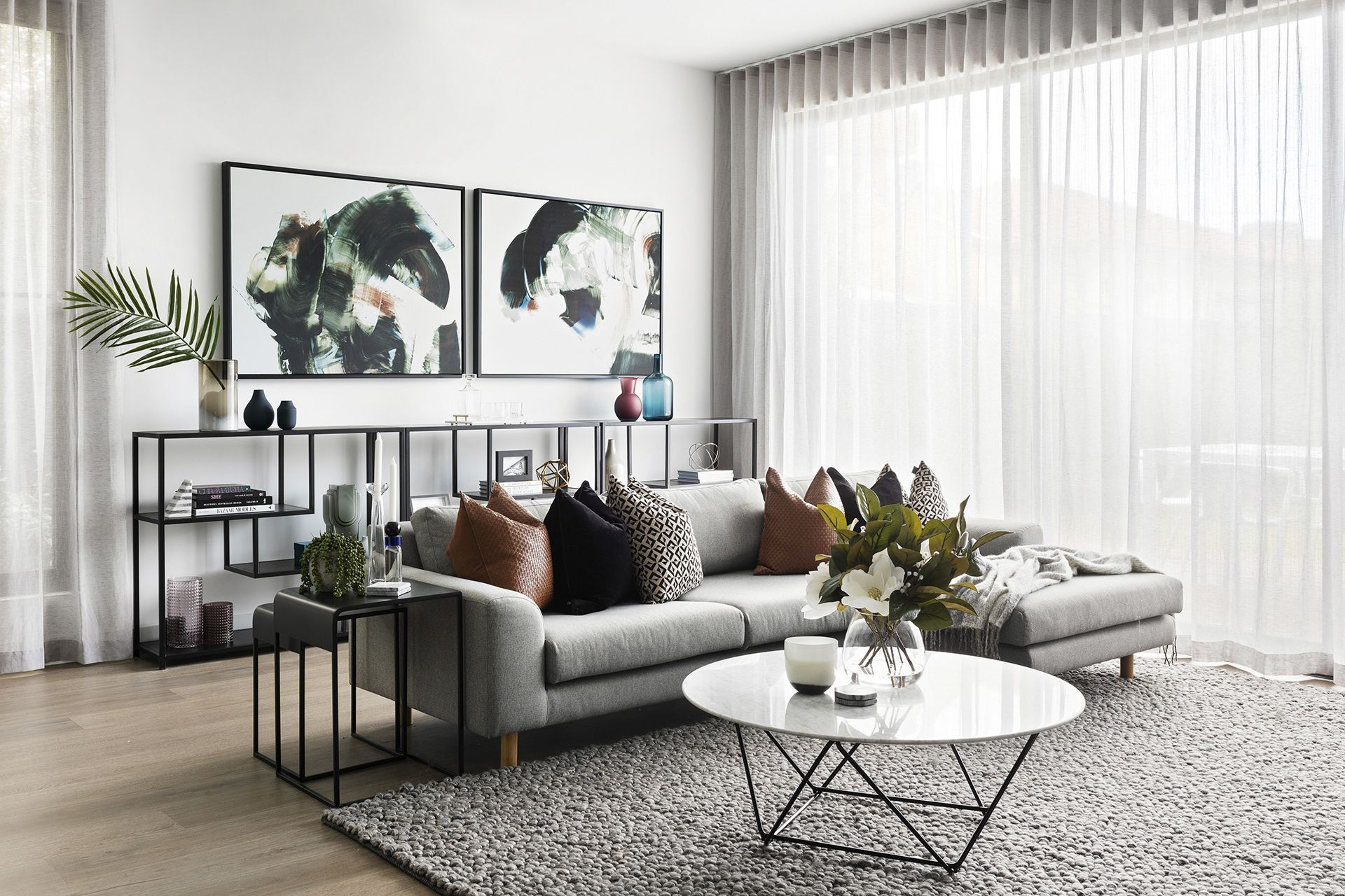 11 Unique Living Room Coffee Modern Luxe Living Room Ideas From