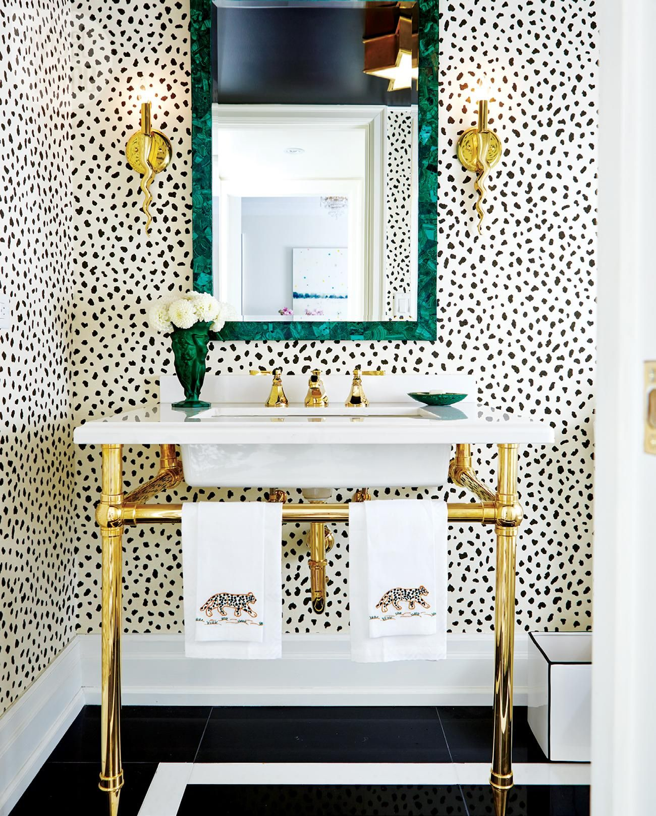 9 bathroom design dilemmas and solutions | Powder room, Bathroom ...