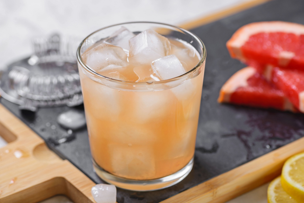 Try the Refreshing Danny Ocean Cocktail with Casamigos Tequila