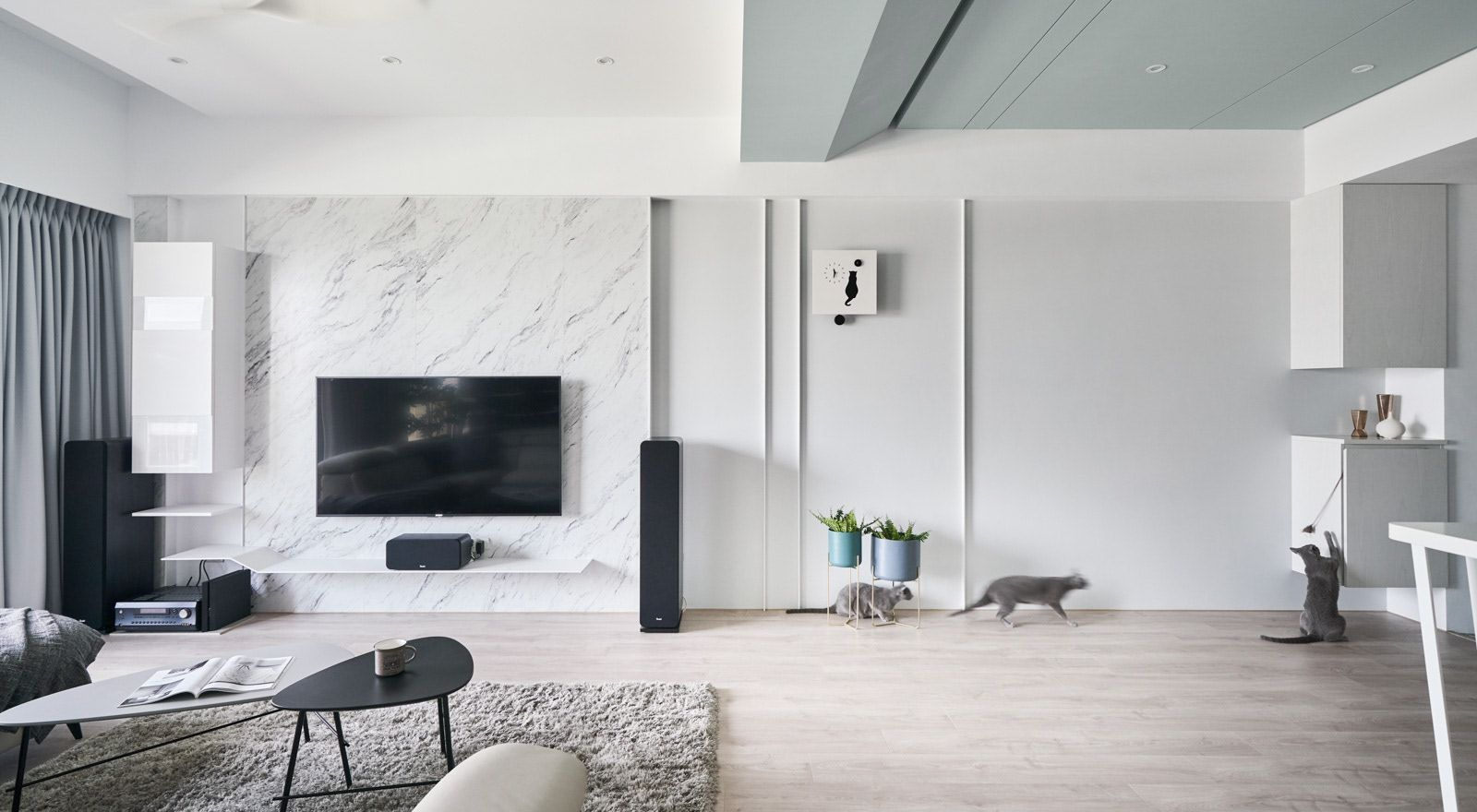 Thinking design 2 of 2018 spring on behance interior livingroom