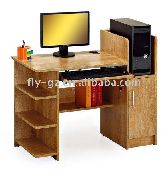 Mesa de ordenador dise o muebles para el hogar dem s for Muebles para computadora office depot