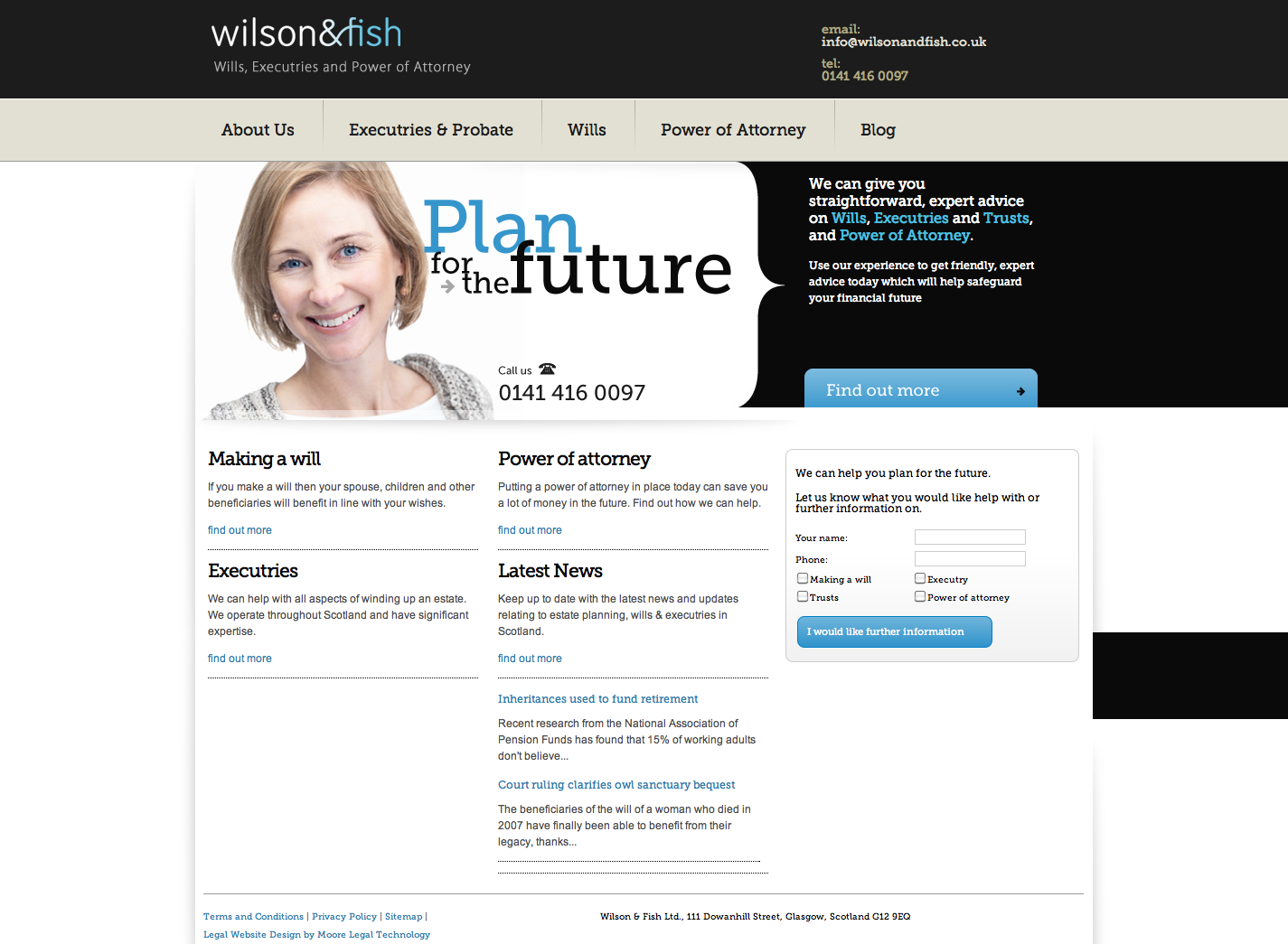 Wilson Fish Power Of Attorney Wills Solicitors Glasgow And Uk