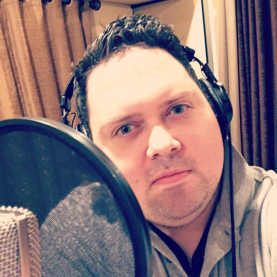 Recording at Maximus Sound