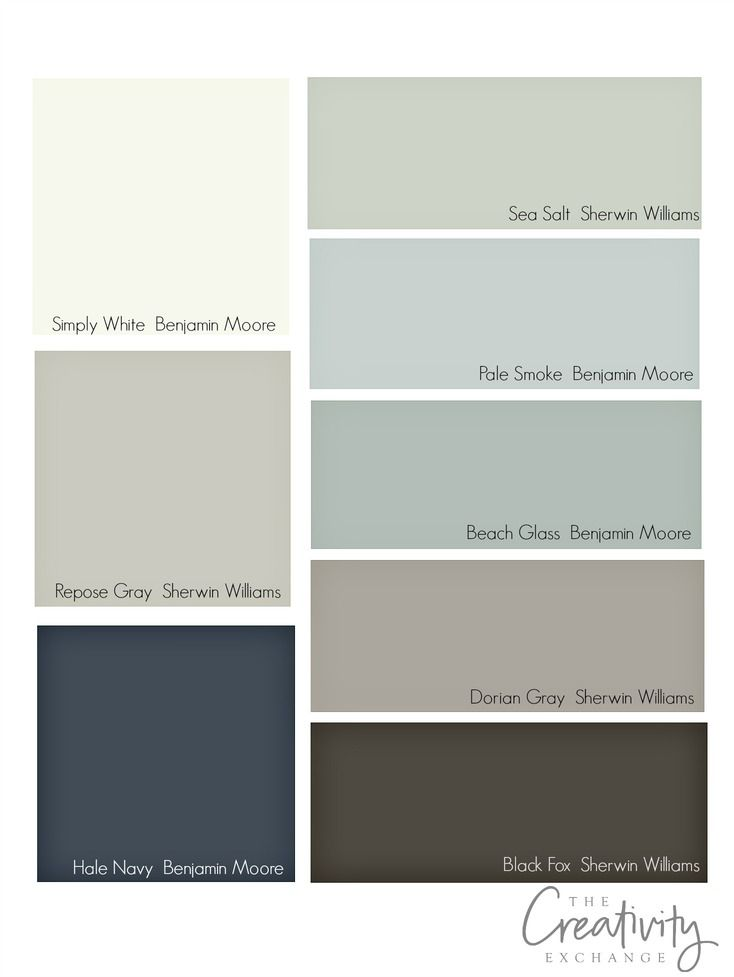 Choosing Whole Home Paint Color Scheme