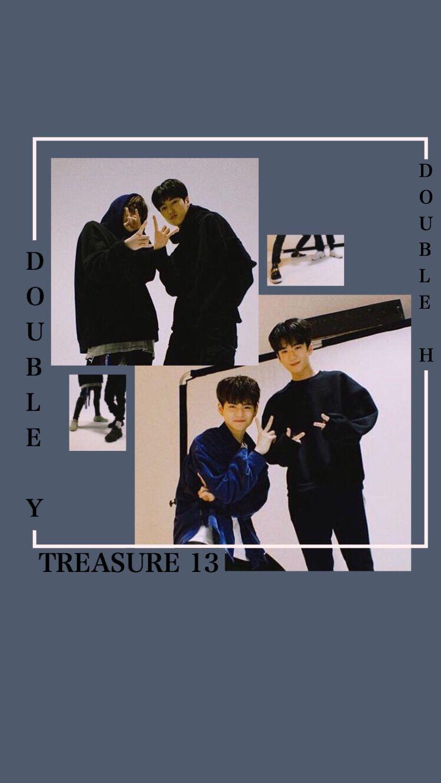 Treasure13 Treasure Magnum Ygtb Ygtreasurebox Wallpaper Kpop Choihyunsuk Haruto Yoshinori Yoonbin Kpop Latar Belakang