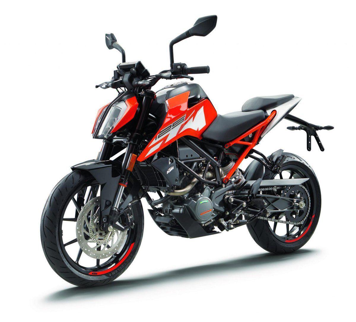 Ktm Tampilkan Update Duke 125 Dan Duke 390 Di Eicma Sepeda Motor
