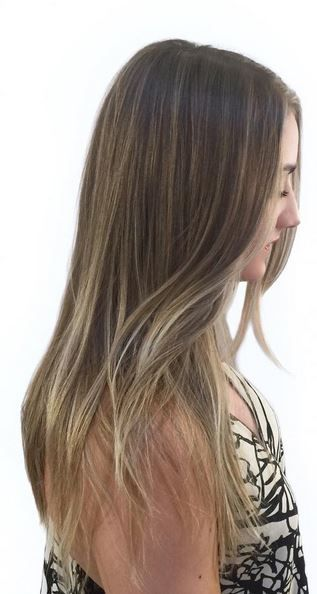 Very Subtle Blonde Highlights On Dark Blonde Hair Subtle Blonde Highlights Blonde Highlights Dark Hair With Highlights