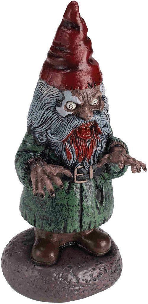 Halloween Decorations Zombie Garden Gnome - 1 Units Products - zombie halloween decorations