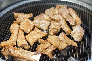 My Splendid Lifestyle: Korean Food '남포동돼지갈비' 청주 맛집: 달달한 돼지갈비, 생갈비, 냉면, 코다...