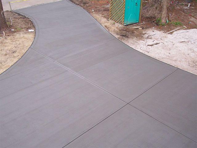 Inexpensive Concrete Patio Ideas | Concrete Patios ...