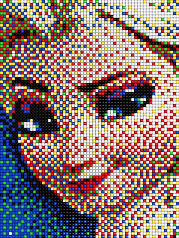 Pixel Disney Quercetti Anime Pixel Art Minecraft Pixel Art