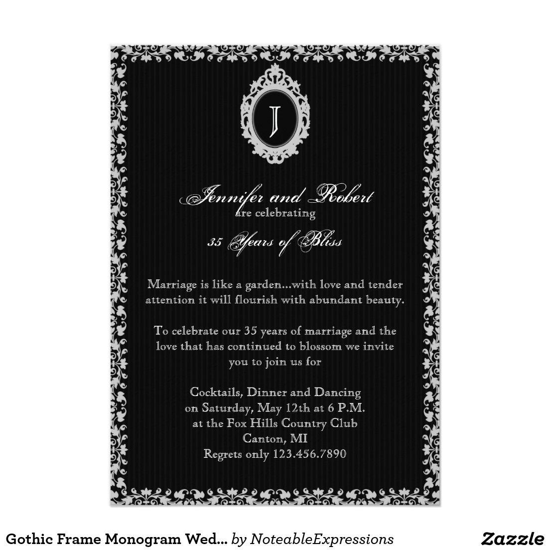 create your own invitation  zazzle  wedding