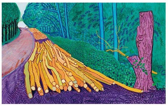 David Hockney Google Image Result for http://www.glenwoodnyc.com ...