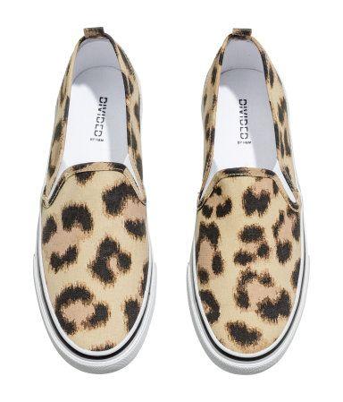 slip ons H\u0026M US   Mom shoes, H\u0026m shoes