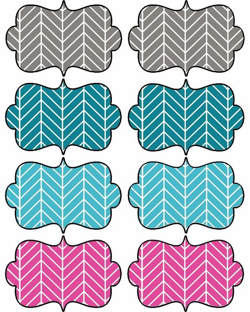 Freebie Week: Gift Tags and Labels!