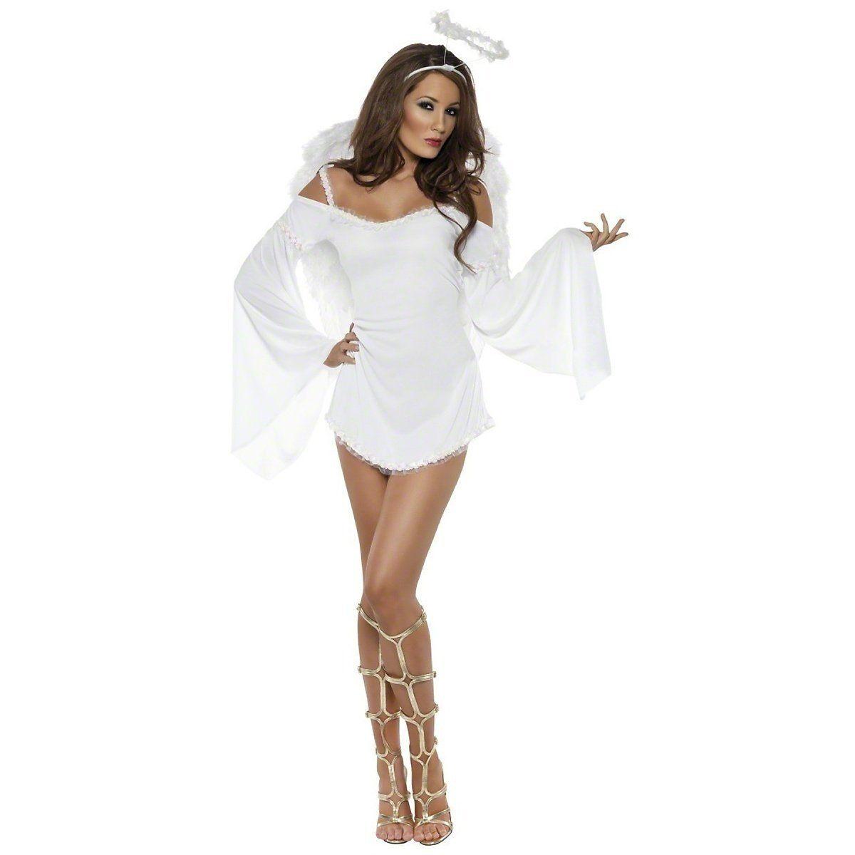 Disfraz de angel buscar con google disfraces para for Disfraces de angeles