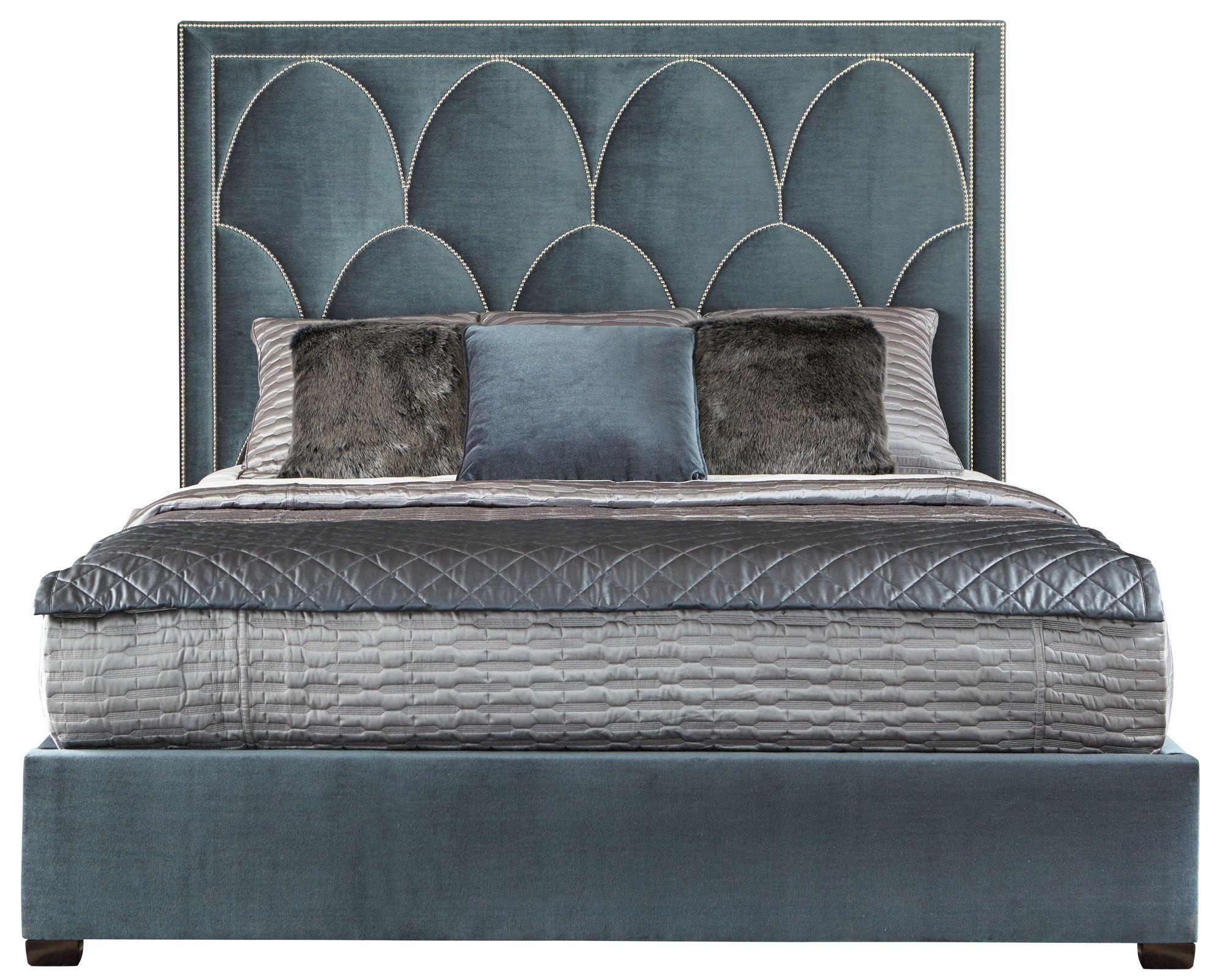 Upholstered King Bed Bernhardt Upholstered Beds King