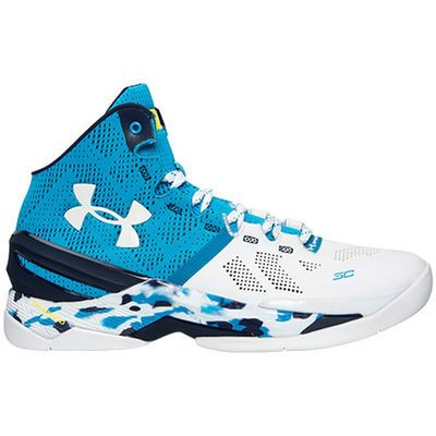 9f9f84ea19d7 Men s Under Armour Blue Curry Haight Street Basketball Shoe