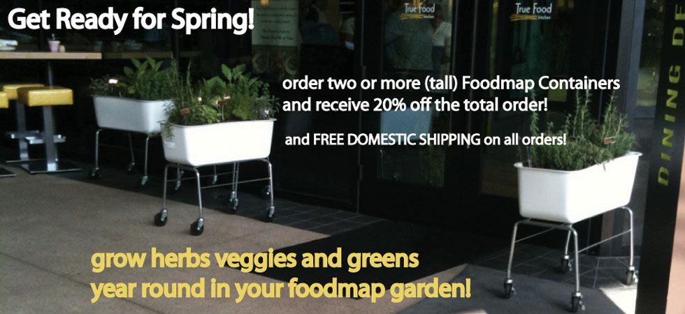 foodmap container