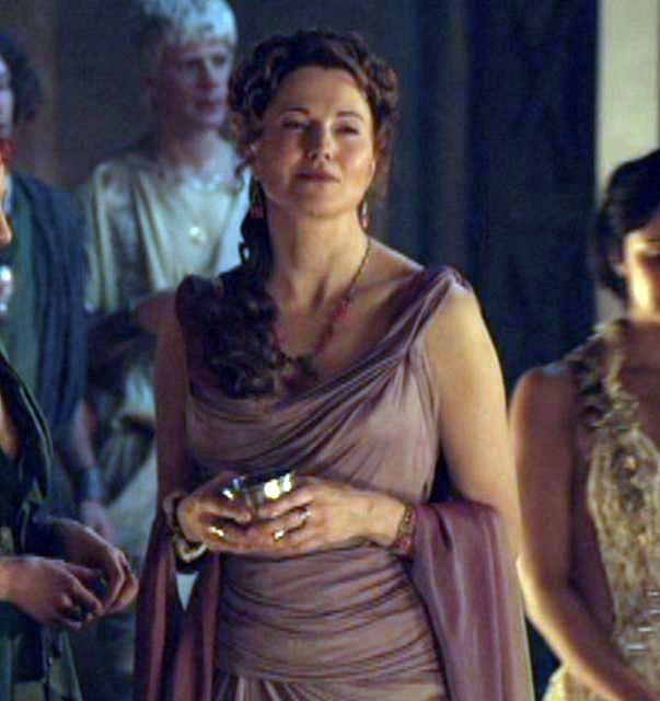 Lucy Lawless as Lucretia | Spartacus Auctions | Pinterest ...
