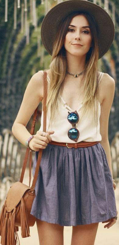 Look de Verão | FashionCoolture